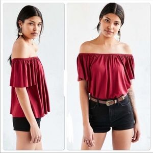 Urban Outfitters | NWT Mara Off The Shoulder Top